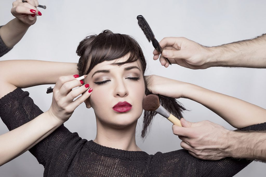 How to Makeup Your Face Like Beauty Salon