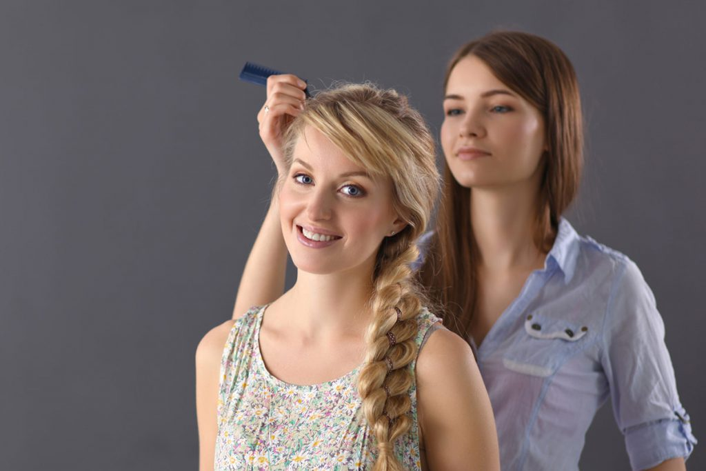 How to Perfect Party Hair Style in Home